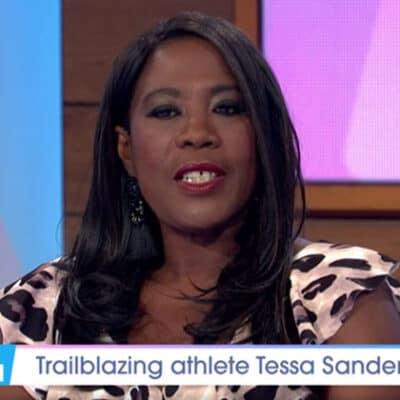 Tessa Sanderson