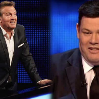 Bradley Walsh & Mark Labbett