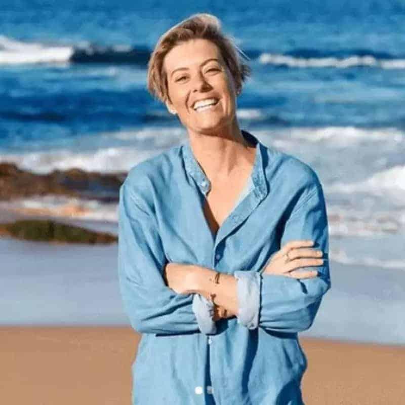 Rosie Mansfield TV Presenter